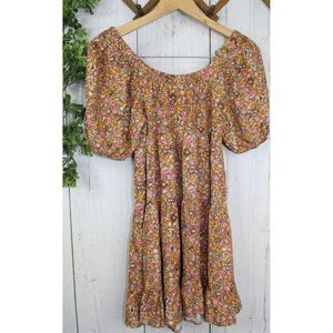 Wild Fable wildflower dress